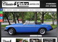 Classic and Retro Autos Ltd