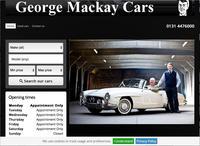 GEORGE MACKAY CARS