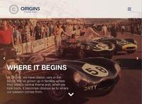 Origins Classic Cars Ltd