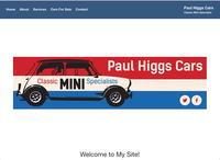 Paul Higgs Cars