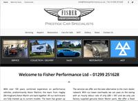 Fisher Performance Cars image