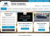Kew Subaru