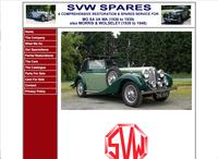 SVW Spares Ltd