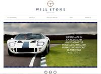 Will Stone Historic Cars Ltd