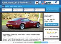 Banks Motor Company Ltd