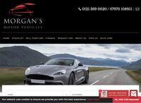 Morgans Motor Vehicles Ltd