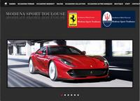 Modena Sport – Official Ferrari & Maserati dealer