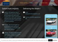 Oxford Auto Imports Ltd