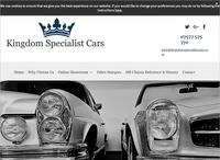 KINGDOM SPECIALIST CARS LTD