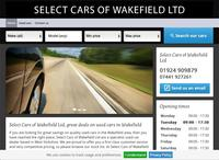 Select Cars of Wakefield