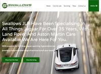 Swallows Jaguar Specialists