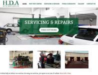 HDA Auto Services LTD