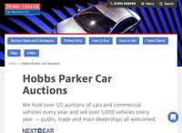 Hobbs Parker Car Auctions LLP