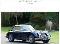 Bowron Classic Cars Limited