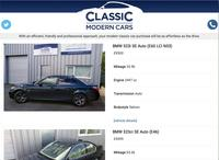 Classic Modern Cars Ltd