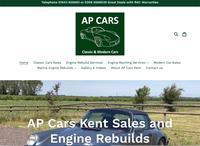 A P CARS KENT