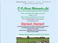 D.R.Classic Motorcycles Ltd image