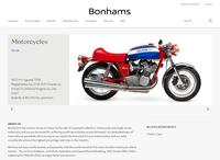 Bonhams 1793 Ltd – Motorcycle dept