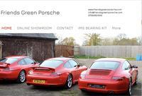 Friends Green Porsche