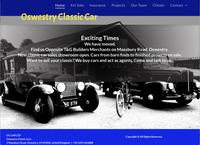 OCCAR LTD trading as Oswestry Classic Car image