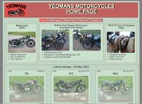 Yeomans Motorcycles image
